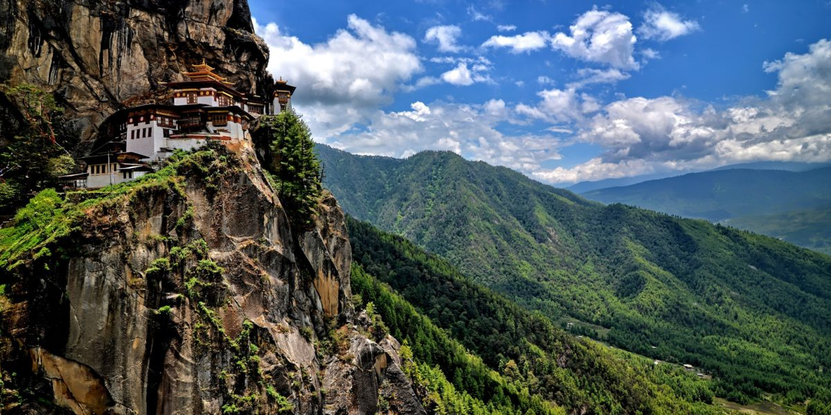Clim to the Tiger's Nest  with Bhutan Concierge wise guide to learn more about the legends