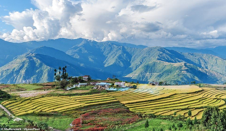 Bhutan Concierge - Tours - Landscape of Bhutan