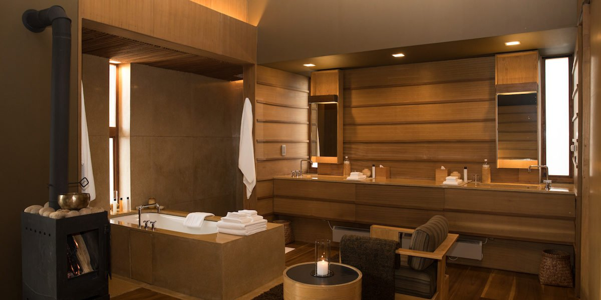 Amankora, Gangtey, Suite Bathroom