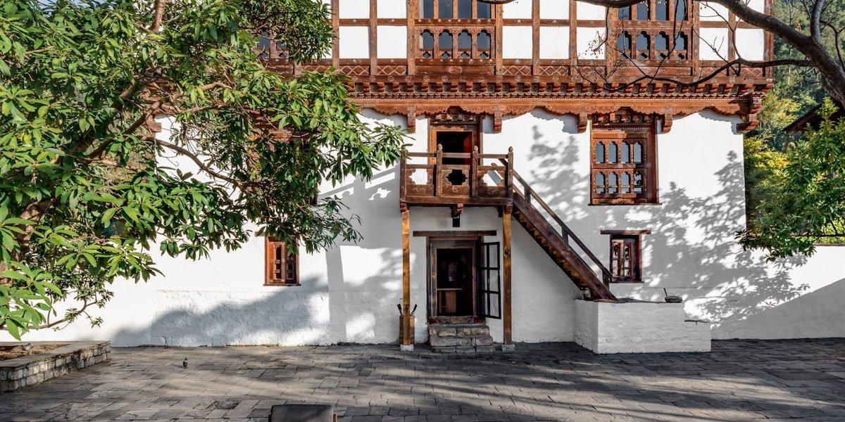 Amankora, Punakha Lodge, Farmhouse and Courtyard