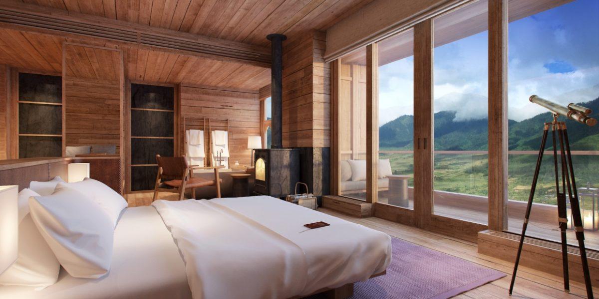 Six Senses, Gangtey Lodge, Suites