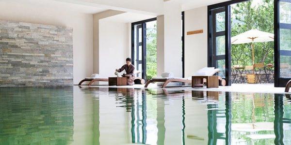 Uma, Paro, Indoor Pool