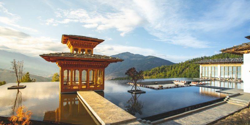 Six Senses, Thimphu Lodge, Praying Pavilion