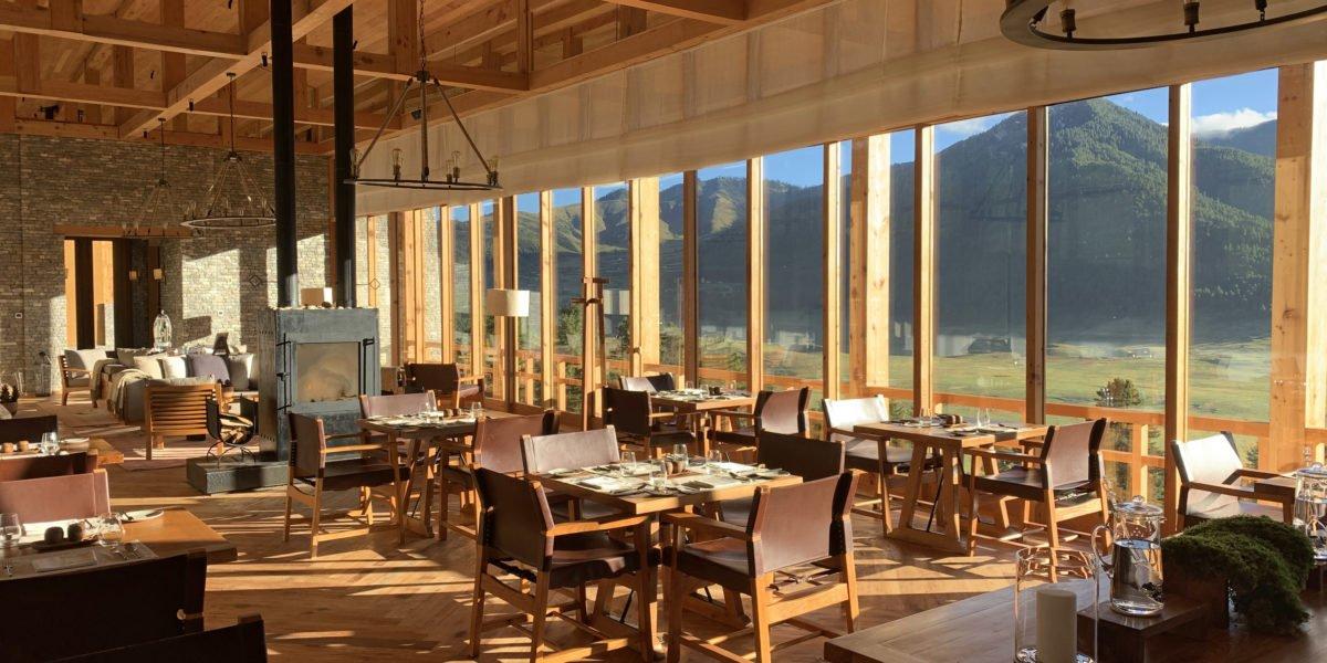 Six Senses, Bumthang Lodge, Restaurant