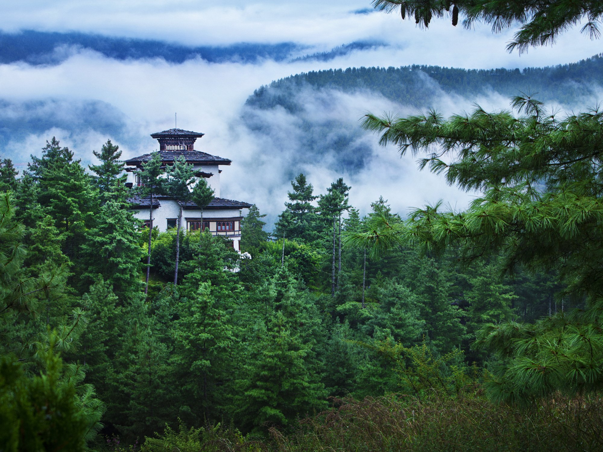 Como Hotels and Resorts - Uma Paro- Bhutan