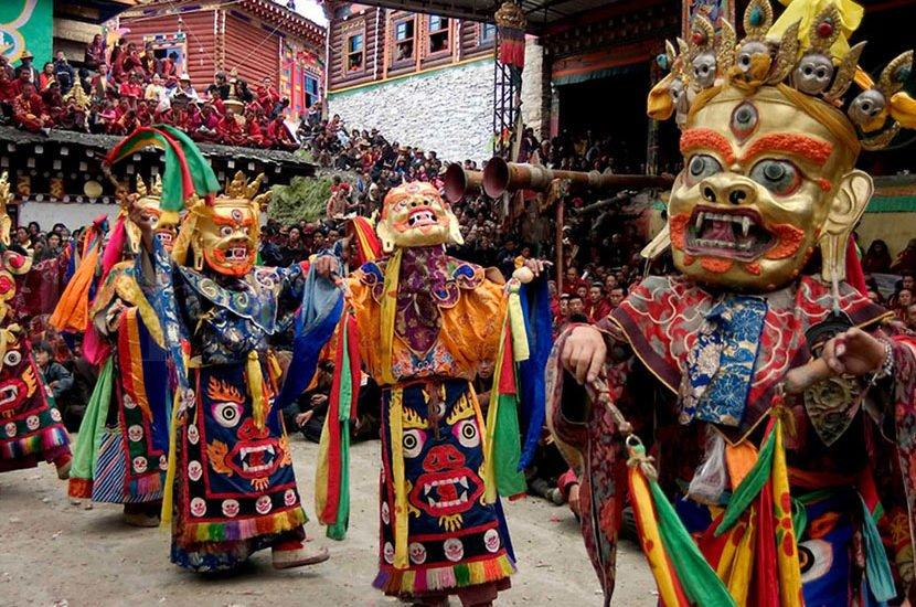 Gomphu-Kora-Tshechu-Festival