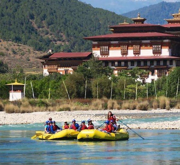Bhutan Family adventure feature