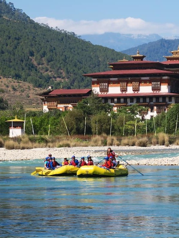 Bhutan Family adventure feature