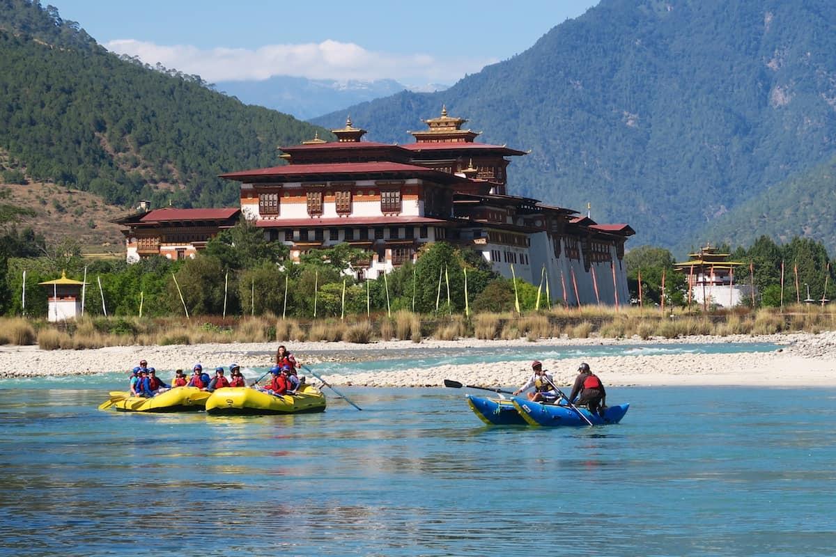 Bhutan Family adventure Tour