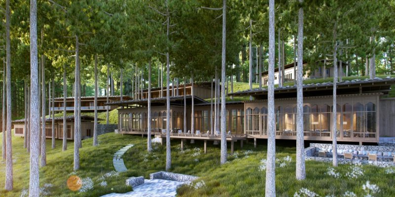 Six Senses, Bumthang, Main Facilities