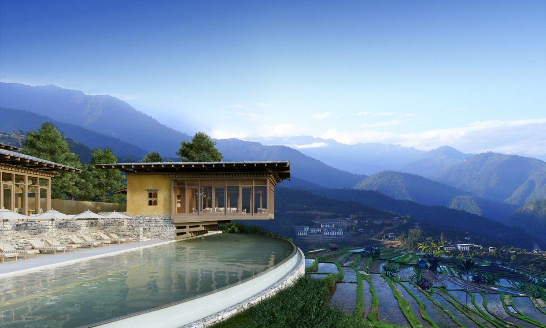 Six Senses, Punakha, Main Facilities