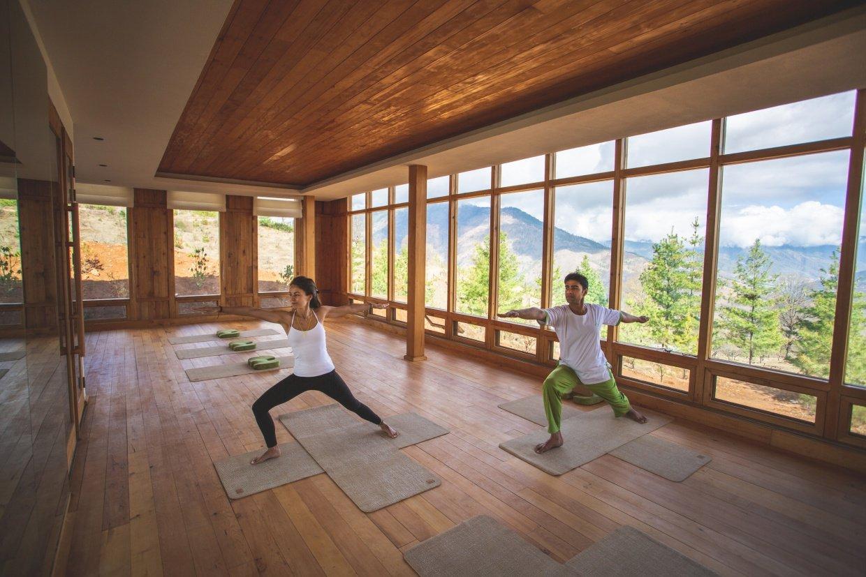 Six Senses, Thimphu Lodge, wellness