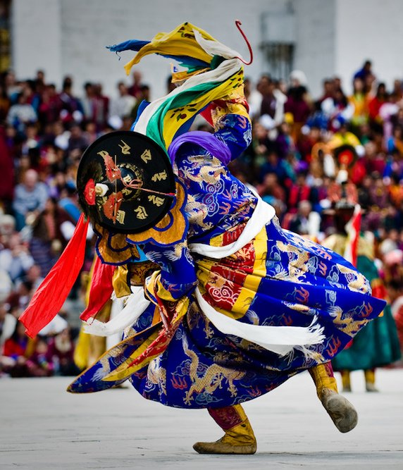 The Punakha Tshechu - Top 3 festivals