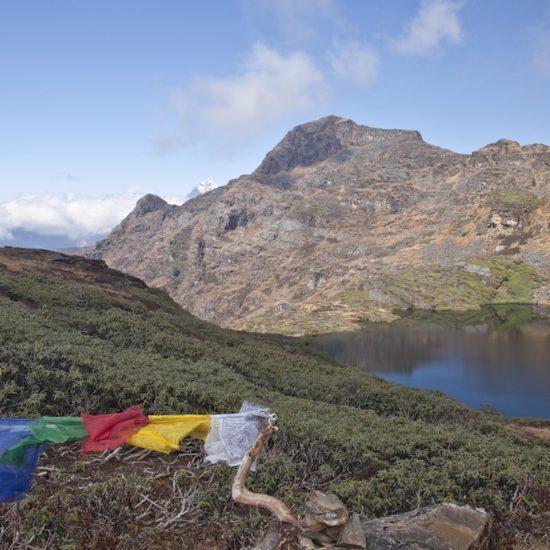druk path trek - top attraction of Bhutan