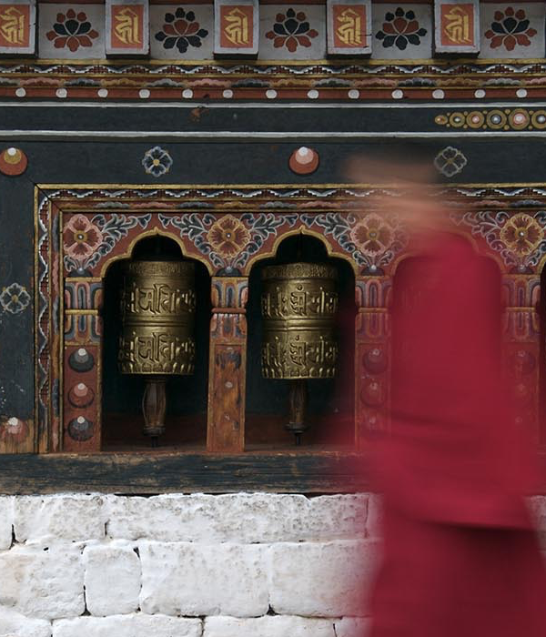 Monasteries of Bhutan - Top attraction