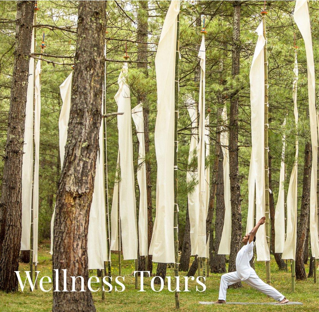 wellness tour in Bhutan
